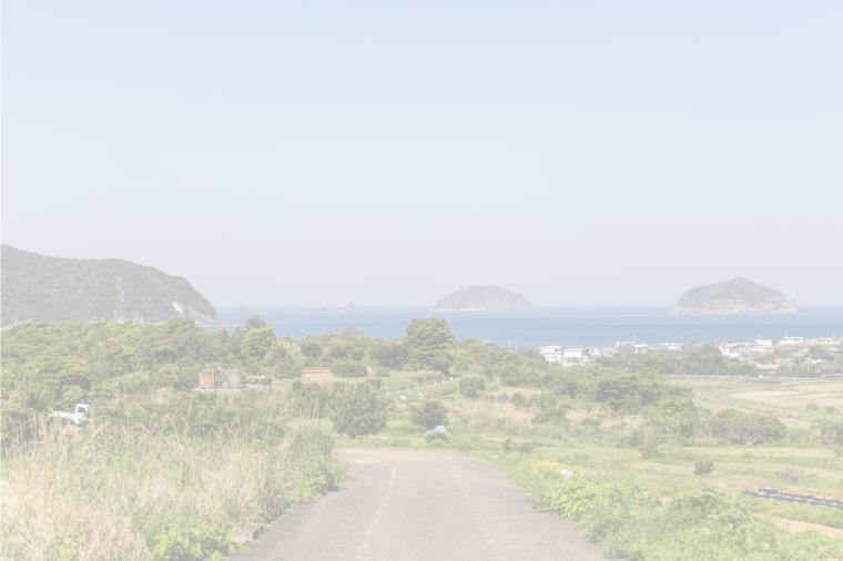 甑島 トンボロ