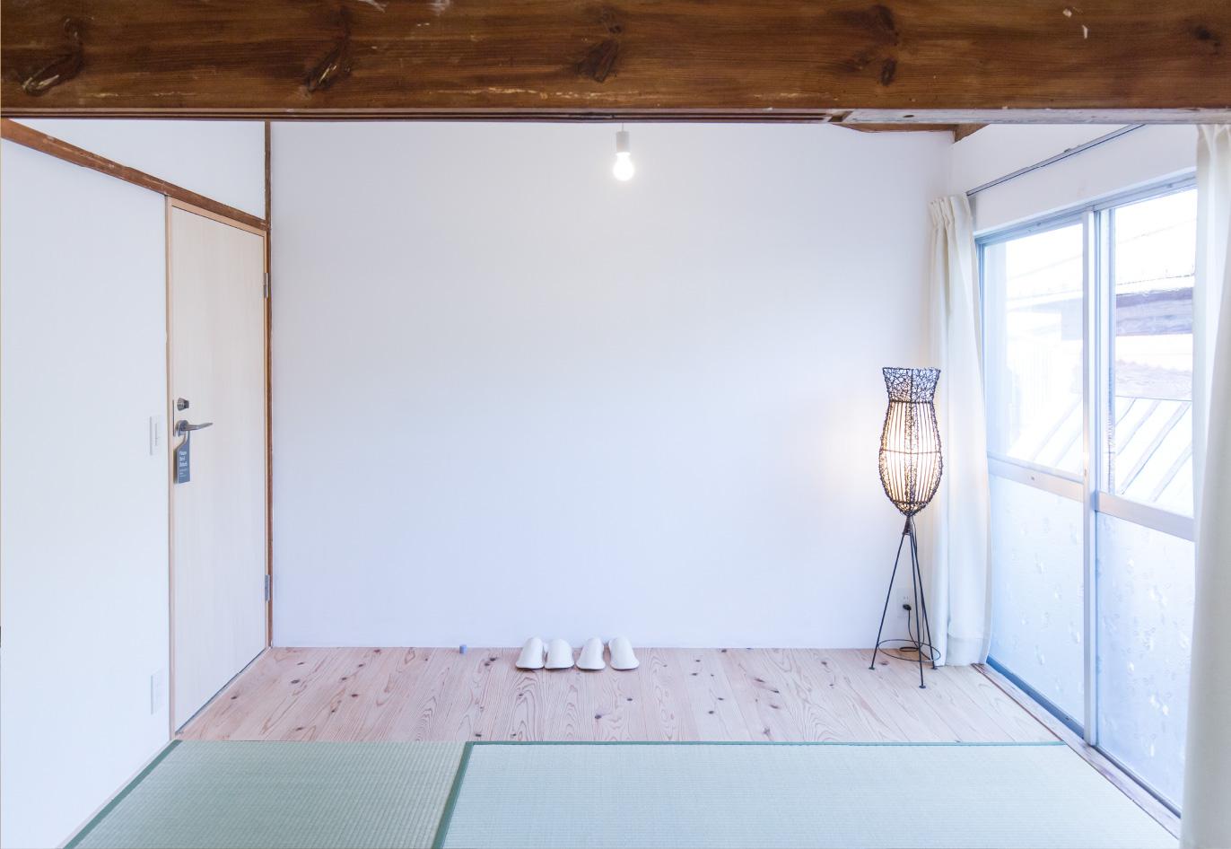 甑島の宿 FUJIYAHOSTEL 和室B