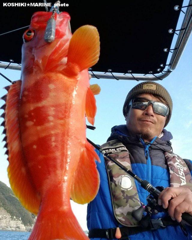 甑島で船上フィッシング・船釣り体験