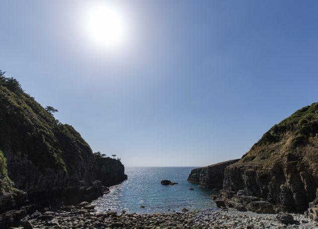 海岸 上甑・中甑島ぐるっと周遊ガイド