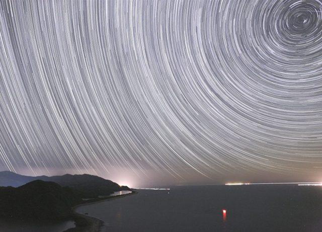 甑島の星空