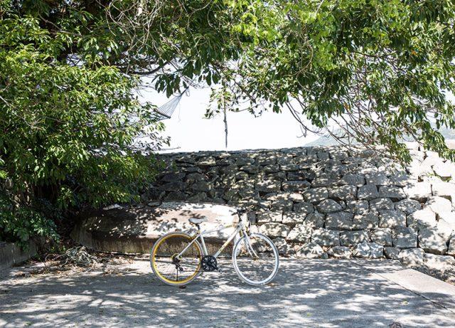 甑島 レンタルサイクル